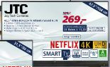 Ultra-HD-LED-TV Atlantis Sound 4.3N von JTC