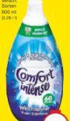 Weichspüler von Comfort Intense