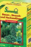Baumdünger von Sonnenhof