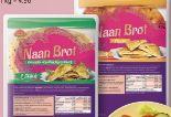Naan-Brot von Vitasia