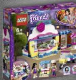 Friends Olivias Cupcake-Cafe 41366 von Lego
