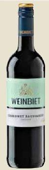 Cabernet-Sauvignon von Winzergenossenschaft Weinbiet