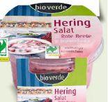 Hering-Salate von bio-verde