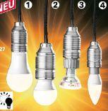 LED-Leuchtmittel TruSunlight von Toshiba