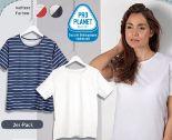 Damen-T-Shirt 2er Pack. von CmiA