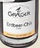 Erdbeer-Chilli Likör von Graeger