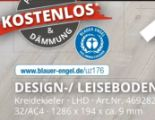 Design-/ Leiseboden