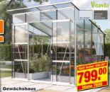Gewächshaus IDUNA 7600 ESG/HKP von Vitavia