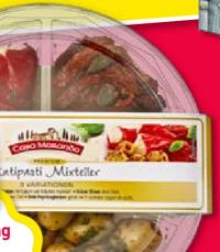 Antipasti Mixteller von Casa Morando