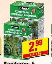 Koniferen- & Immergründünger von Prima Dünger