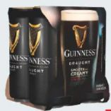 Draught Stout von Guinness