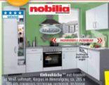Einbauküche von Nobilia