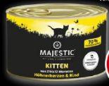Katzennassnahrung von Majestic