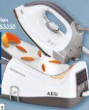 Dampfbügelstation QuickSteam DBS3350 von AEG