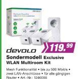 Sondermodell Exclusive WLAN Powerkit von Devolo