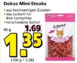 Mini-Steaks von Dokas