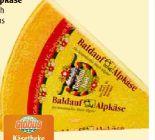 Alpkäse von Baldauf Käse