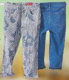 Damen-Jeans-Capri von Stooker Women