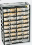 Kleinteilemagazin Vario Plus Basic 54 von allit