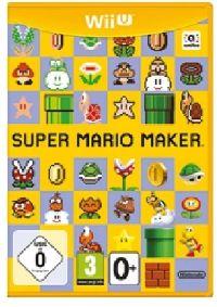 Wii U-Spiele Super Mario Maker von Nintendo