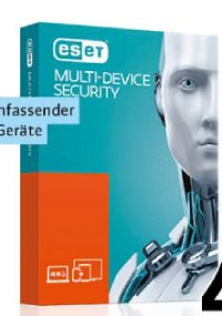 Sicherheitssoftware Multi-Device Security 2019 von ESET