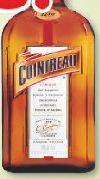 Orangenlikör von Cointreau
