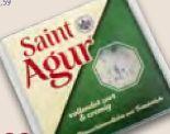 Edelpilzkäse von Saint Agur