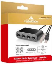 AK Tronik GameCube Controller Adapter von Nintendo Switch