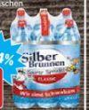 Mineralwasser von Silber Brunnen