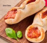 Pizzaschiffchen Margherita von Mein Bestes