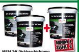 Bitumen 2-K Dickbeschichtung von MEM