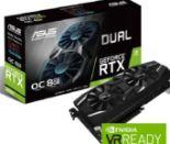 Dual GeForce RTX 2080 OC Gaming Grafikkarte von MSI