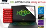 Gaming-Notebook XMG A507 Value Edition von Schenker