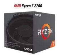 Prozessor Ryzen 7 2700 von AMD