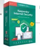 Internet Security 2019 Premium Virenschutz von Kaspersky