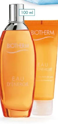 Eau D'Énergie Geschenkset von Biotherm