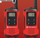 PMR-Funkgeräte TLKR T40 von Motorola