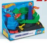City Kobra Angriffsset von Hot Wheels