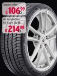 225/50 R 17 98Y XL Premium Contact 6 von Continental