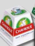 Frischkäse von Chavroux