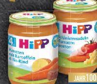 Bio Baby-Menü von HiPP