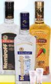 Vodka von Nemiroff