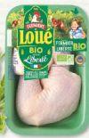 Bio Hähnchenschenkel von Loué
