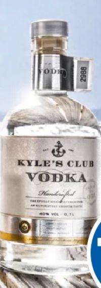 Vodka von Kyle's Club