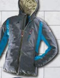 Fleece-Jacke Flexit von Bullstar