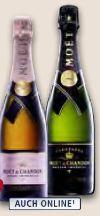 Rosé Impérial Champagner von Moët & Chandon