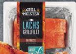 Lachs-Grillfilet von Grillmeister