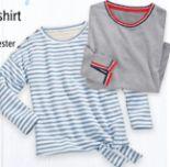 Maritimes Sweatshirt von Blue motion