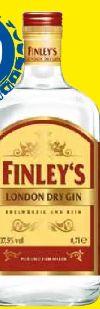 London Dry Gin von Finley's