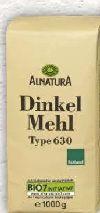 Bio Dinkel Mehl von Alnatura